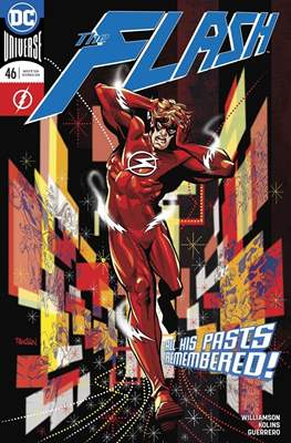 The Flash Vol. 5 (2016-2020) (Comic Book) #46