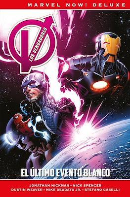 Los Vengadores de Jonathan Hickman. Marvel Now! Deluxe (Cartoné) #2
