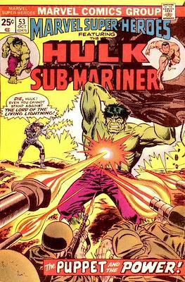 Marvel Super-Heroes (Grapa) #53