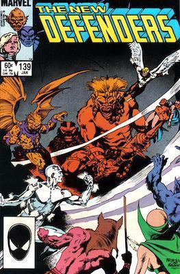 The Defenders vol.1 (1972-1986) #139