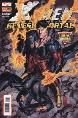 X-Men: Génesis mortal (2006-2007) (Grapa.) #5