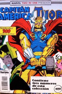 Capitán América Vol. 1 (1985-1992) (Retapado Rústica) #10