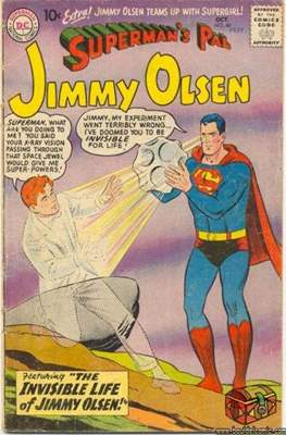 Superman's Pal, Jimmy Olsen / The Superman Family (Comic Book) #40