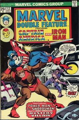 Marvel Double Feature Vol 1 (Grapa, 32 págs. (1973-1977)) #12