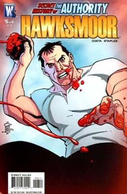 Hawksmoor (grapa) #6