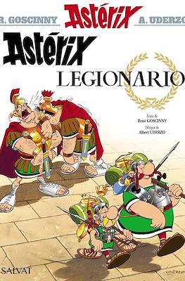 Astérix (2016) (Cartoné, lomo con mancha de Asterix) #10