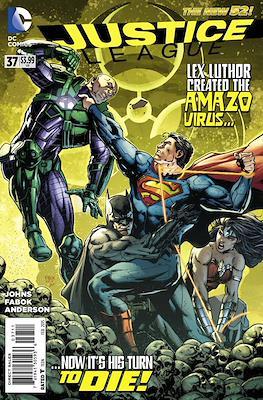 Justice League Vol. 2 (2011-2016) (Comic-Book) #37