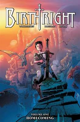 Birthright (Softcover) #1