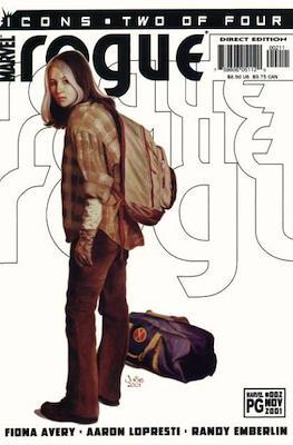Rogue Vol. 2 (Grapa) #2