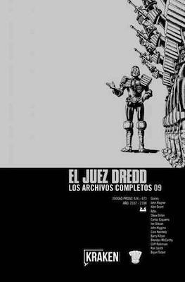 El Juez Dredd: Los Archivos Completos (Rústica 240-336 pp) #9
