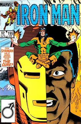 Iron Man Vol. 1 (1968-1996) (Comic book) #195