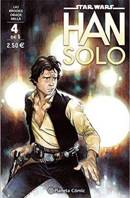 Star Wars: Han Solo (Grapa 32 pp) #4