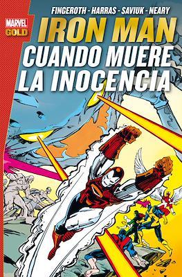 Iron Man. Marvel Gold (Rústica) #12