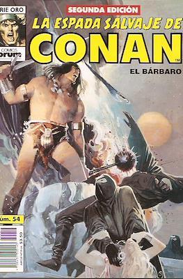 La Espada Salvaje de Conan Vol. 1. 2ª edición (Grapa. 64 páginas) #54