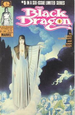 The Black Dragon (Grapa) #5