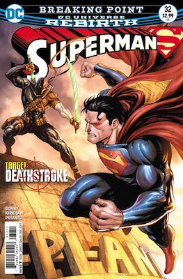 Superman Vol. 4 (2016-2018) #32