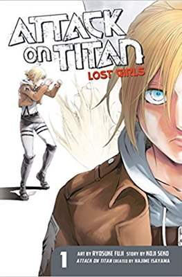 Attack On Titan: Lost Girls #1
