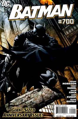 Batman Vol. 1 (1940-2011) #700