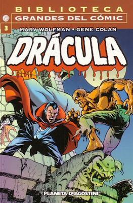 Biblioteca Grandes del Cómic: Drácula (2002-2004) (Rústica 160-192 pp) #3