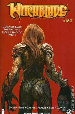 Witchblade (Variant Cover) (Comic Book) #180