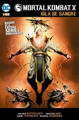 Mortal Kombat X (Rústica 144-128 pp) #3