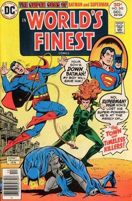 World's Finest Comics (1941-1986) (Grapa) #242