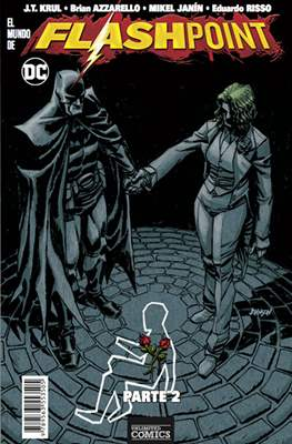 Flashpoint: Batman el caballero de la venganza #2