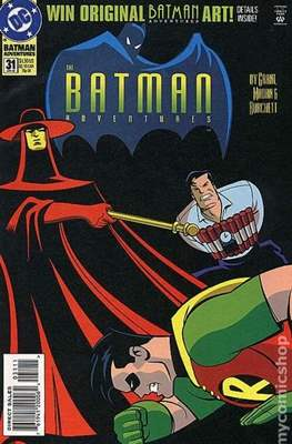 The Batman Adventures (Comic Book) #31