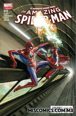The Amazing Spider-Man (2016-2019) #10