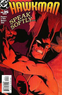 Hawkman Vol. 4 (2002-2006) (Comic book) #35