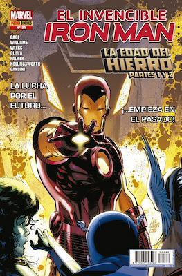 El Invencible Iron Man Vol. 2 (2011-) (Grapa - Rústica) #96