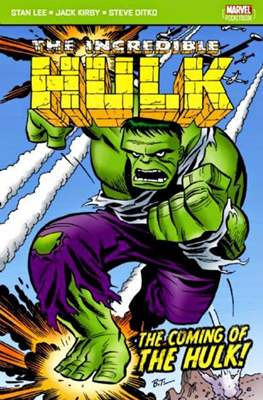 The Incredible Hulk - Marvel Pocketbook (Softcover) #1
