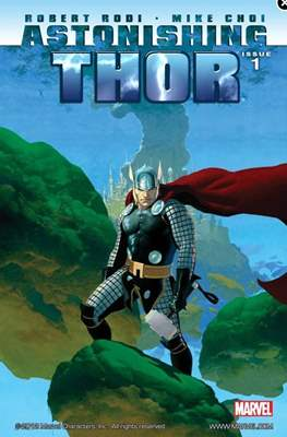 Astonishing: Thor