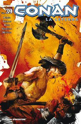 Conan. La Leyenda (Grapa 28-116 pp) #39