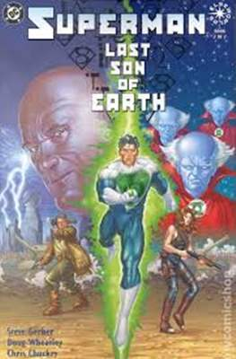 Superman: Last Son of Earth (Softcover) #2