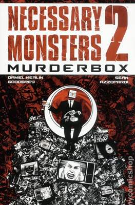 Necessary Monsters (Softcover 136-152 pp) #2