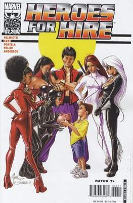 Heroes for Hire Vol. 2 (2006-2007) #6