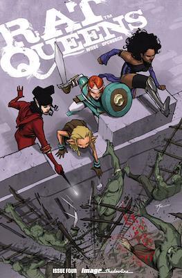 Rat Queens (Comic-book) #4