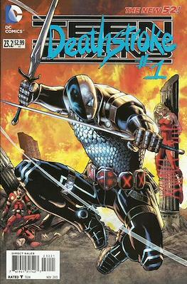 Teen Titans Vol. 4 (2011-2014) #23.2