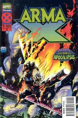 Arma-X Vol. 2 (1995-1996). La Era de Apocalipsis (Grapa 24 pp) #2