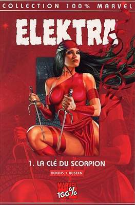 100% Marvel: Elektra Vol. 1 (Broché) #1