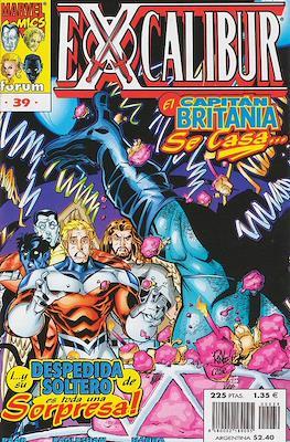 Excalibur Vol. 2 (1996-1999) (Grapa 24 pp) #39