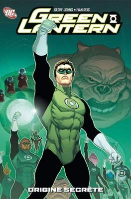Green Lantern. Origine secrète