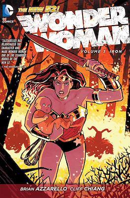 Wonder Woman New 52 Vol. 4 (Hardcover) #3
