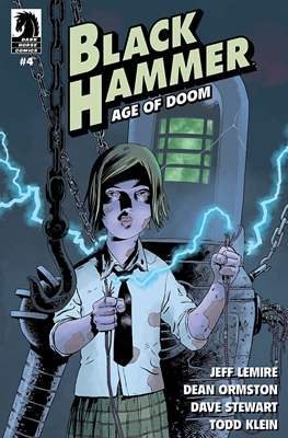 Black Hammer: Age of Doom (Comic Book) #4