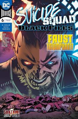 Suicide Squad: Black Files (Comic Book) #6