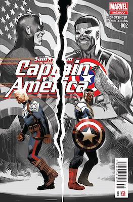 Captain America: Sam Wilson (Grapa) #2