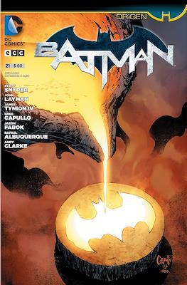 Batman: Nuevo Universo DC (grapa) #21