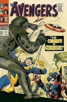 The Avengers Vol. 1 (1963-1996) (Grapa) #37