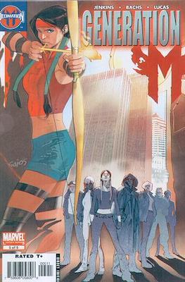 Decimation - Generation M (Comic Book) #5